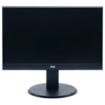 "Монитор AOC 19"" E950SW Black (1366x768, LED, LCD, Wide, 5 ms, 170°/160°, 250 cd/m, 20M:1) ― CDDB.ru - техника для дома и бизнеса"